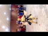 Узбекский танец на свадьбе Алтынгул и Олжаса в исполнение Тлегеновой Гаухар