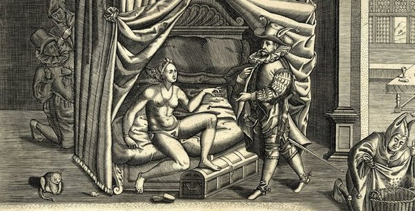 пытки женщин в средневековье, Пояс верности
