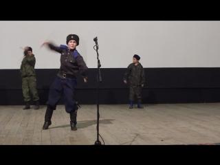Фланкировка Чебаркуль 2016