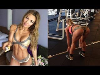 Екатерина Усманова (Ekaterina usmanova)  Bikini Model: Shape glutes and Abs @Russia
