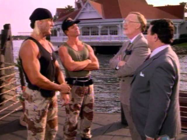 Thunder in Paradise / Гром в Раю (ep.10) Distant Shout of Thunder