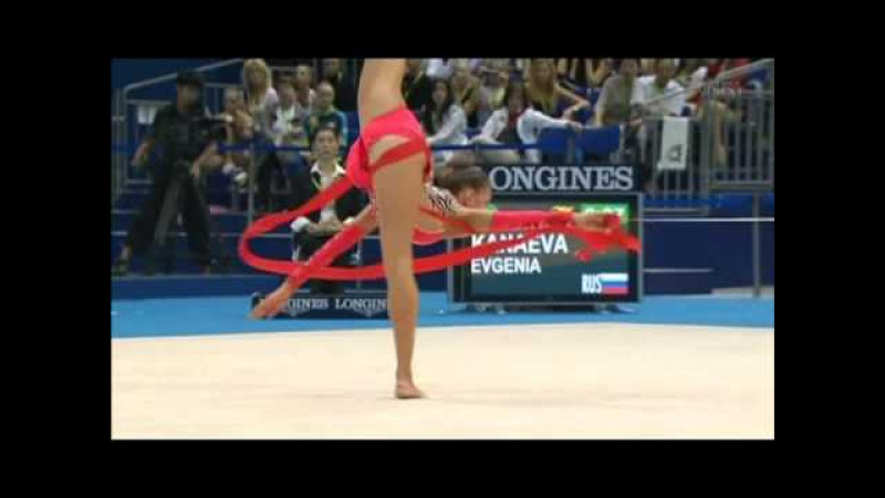 Evgenia Kanaeva - Ribbon (Mie RG WC 2009 Day4)