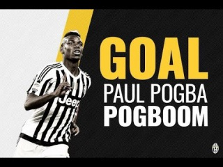 Paul Pogba Amazing Free Kick Goal | Juventus 2-0 Torino