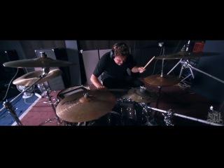 Splatterpuss - Delusional Dissonance (Drum Playthrough)