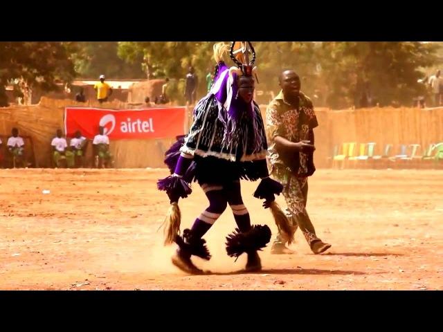 Папуас танцует. Татарская плясовая Веселая