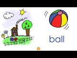 Let's Play Outside! - Outside Toys For Kids - ELF Kids Videos