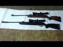 Hatsan 125 и Gamo Hunter 440 стрельба по кастрюле и ведру обзор сравнение ГП