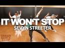It Wont Stop - Sevyn Streeter ft. Chris Brown / Joseph Tsosh Choreography / URBAN DANCE CAMP