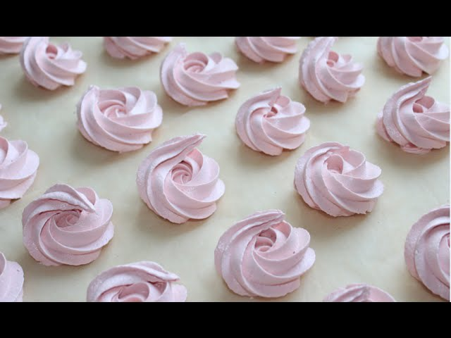 Зефир малиновый / Raspberry Zephyr / Raspberry Marshmallows