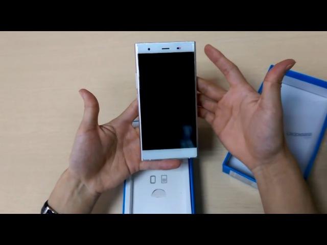 Оригинальный смартфон Doogee Y300 Android 6.0 5.0 дюйма.Товары из Китая.