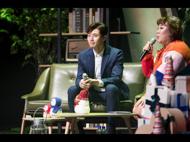 PARKSEOJUN 박서준 2015 PARK SEO JUN 1st Fan Meeting 첫만남 메이킹