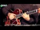 Популярные джазовые стандарты на гитаре All The Things You Are