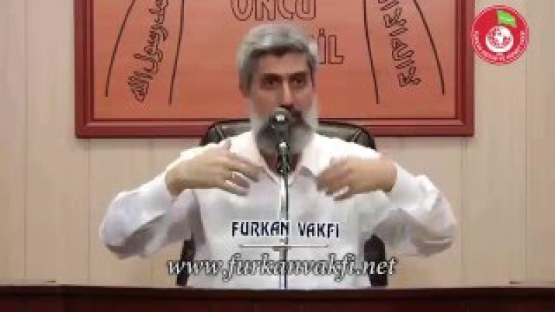 Alparslan Kuytul Hoca İftira Atanları Davet Etti Gelin ... ( Yeni ) HD