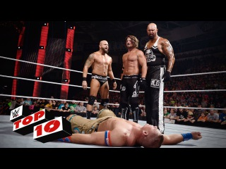 Top 10 Raw moments: WWE Top 10, May 30, 2016