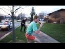 Drunk guy tazed by police officer Original