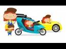 Летающий автомобиль (пробки на дороге) - Доктор Машинкова