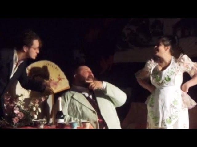 Спектакль-шутка по пьесе А.П. Чехова Предложение. СДК Романцево