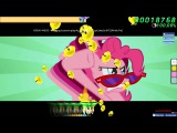 Walkthrough Osu (CTB) beatmap CupCakes [8-bit] [Pinkie Pie] - (Withou mods)