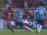 Gol de Falta Adryan - Flamengo 1 x 1 Gr