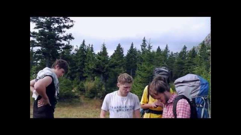 Таганай 2012 Документальный фильм о походе