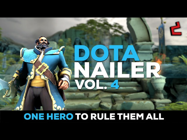 Dota Nailer vol. 4 — Kunkka by !Attacker