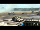 Т-90 МС зажигает