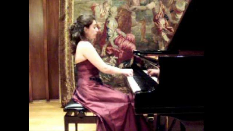 Heghine Rapyan plays: Praeludium, Passacaglia und Fugato