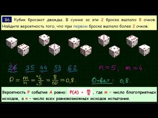 Задание №4 ЕГЭ 2016 по математике. Урок 34