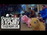 Однажды в Крыму #8: Бизнес-проект. Цветочный розыгрыш. Женский пикап. Звериные гонки. Массаж груди