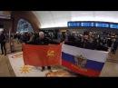 Митинг в Кёльне in Germany. Русских Немцев в защиту износилованой девочки.