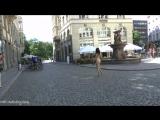 Tina Nude in Public 3