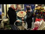 1 год Кафе Пироговый Дворик в Московской Славянке 6.12.2015г.! Это было здорово!