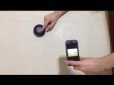 Беспроводные Bluetooth колонки для душа и ванной (Водонепроницаемая Bluetooth колонка для душа)