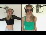 Gabriela Guncikova - Metallica VS. Miley - Who Are You (ROCK vs POP)
