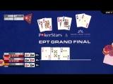 AA v KK v QQ - Crazy Poker Hand at the EPT Grand Final  PokerStars