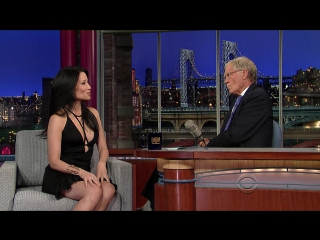 Lucy Liu - Late Show with David Letterman (2012)