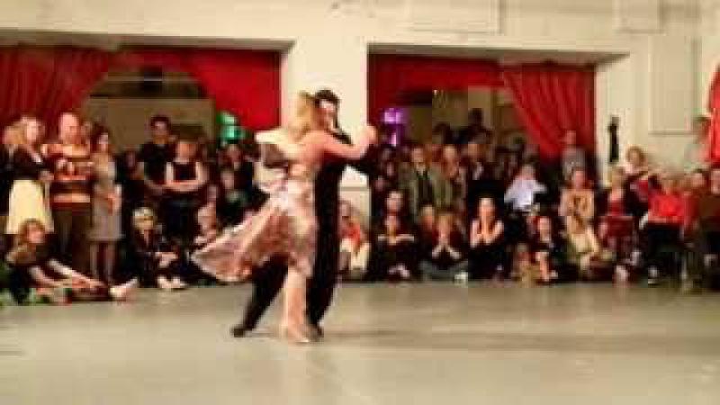 Haris Mihail Malika Pitou Nicolier Milonga para as Missoes 4/4