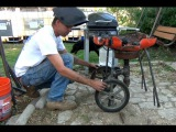 Build an Easy Blacksmith Forge - Out of a Lawnmower