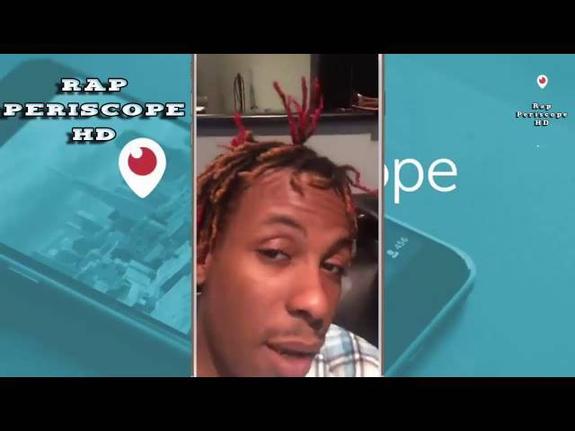 Rich the Kid periscope in Hollywood 04 06 2016