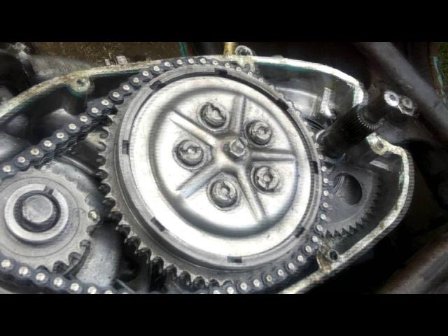 Настройка сцепления мотоцикла ИЖ Юпитер планета 5