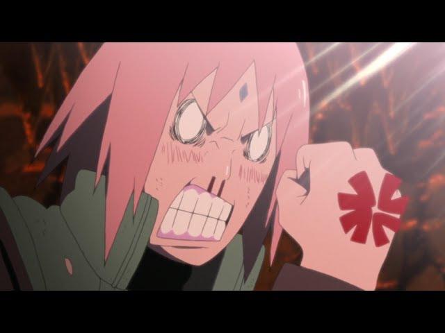 Naruto Shippuden Reverse Harem Jutsu