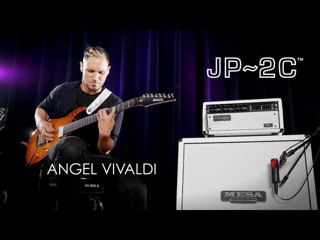 Angel Vivaldi – JP-2C the Recto 4x12 Standard Slant