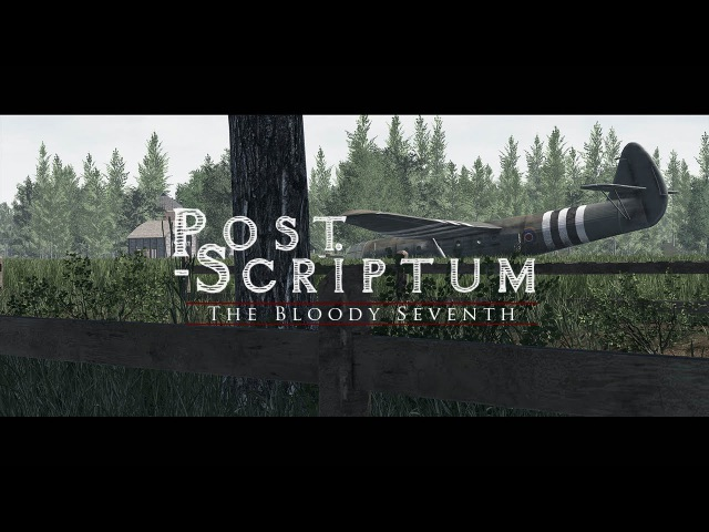 Post Scriptum : The Bloody Seventh - Reveal Trailer 2016