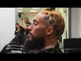[#My1] See how Enzo gets his signature leopard print hairstyle: Enzo & Cass' SummerSlam Homecoming