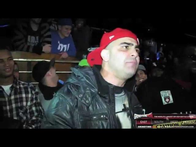 GTN Rap Battle: Swave Sevah vs Dizaster (co-host Cormega)