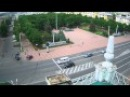 Бомбардировка Луганска 2 июня 2014 год 14:55