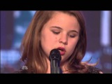 Anna Christine, AWESOME VOICE ~ AGT 2013 New York Auditions