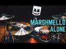 Marshmello Alone Matt McGuire Drum Cover