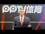 John Cena speaks Mandarin at WWEs historic press conference in China