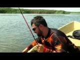 Рыбалка на Волге. Астрахань-2013. База ВЕГА56.Мастер-класс